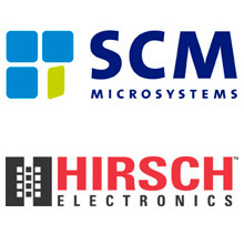SCM Microsystems closed merger with Hirsch Electronics.jpg